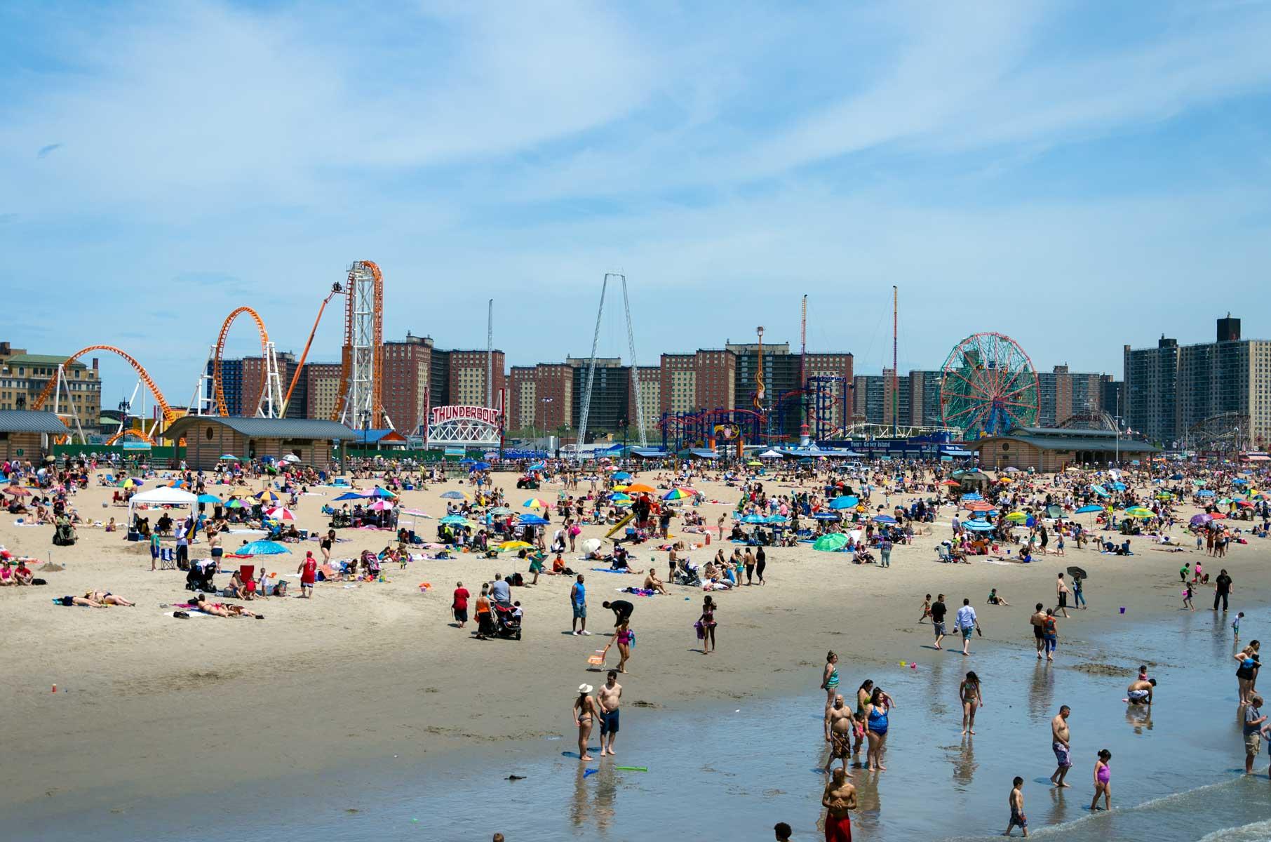 New Haven Coney Island Menu