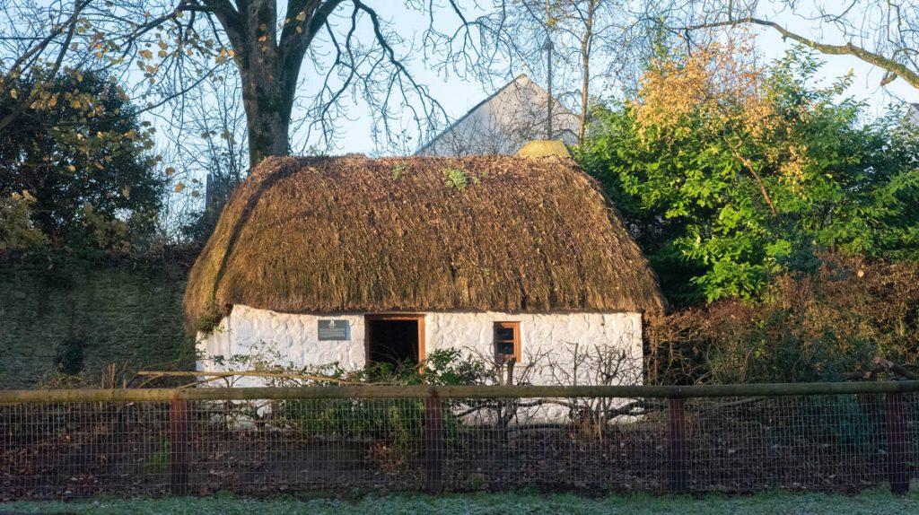 Bunratty folk museum, ireland, shannon, irish, open-air museum