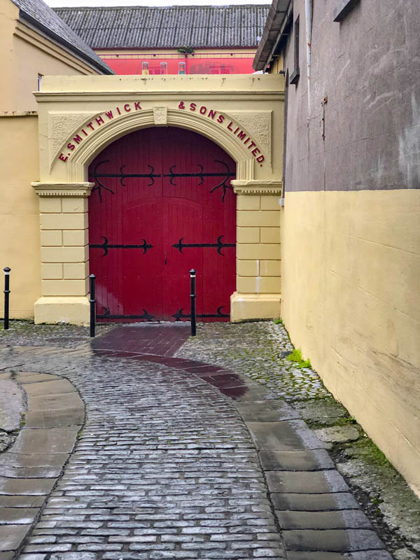 Kilkenny's smithwick brewery